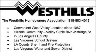 Westhills Homeowners Association